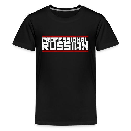 Kids Tee: Pro Russian - Kids' Premium T-Shirt