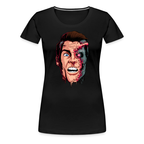 Women's Premium Terror Tee - Women's Premium T-Shirt
