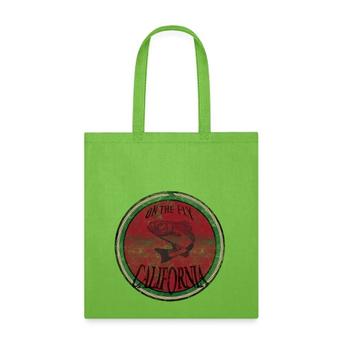 On the fly California Tote Bag - Tote Bag