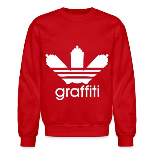 My Graffiti - Crewneck Sweatshirt
