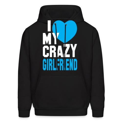 Girlfriend - Men's Hoodie
