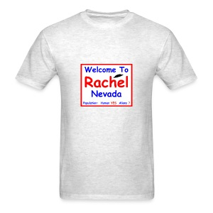 Rachel, Nevada - Men's T-Shirt
