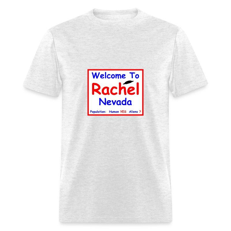 Rachel, Nevada - Men's T-Shirt