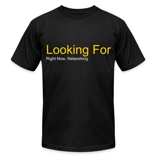 looking For - Men's Fine Jersey T-Shirt