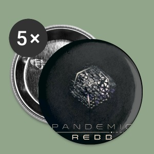REDD - Pandemic Button - Small Buttons