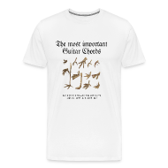 T-Shirts ~ Men's Premium T-Shirt ~ Guitar T-Shirt