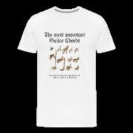 T-Shirts ~ Men's Premium T-Shirt ~ Guitar T-Shirt