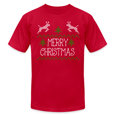 Merry Christmas Design I T Shirt Spreadshirt: merry christmas t shirt design