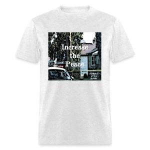 Increase the Peace - Men's T-Shirt