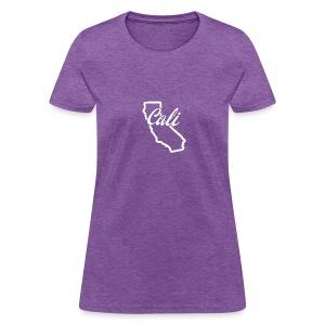 I love California Tee - Women's T-Shirt