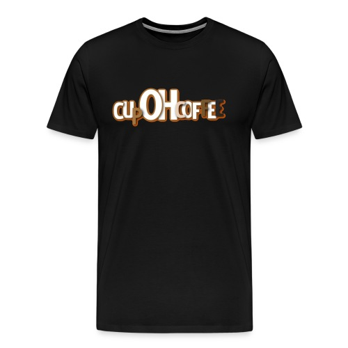 CupOhTee - Men's Premium T-Shirt