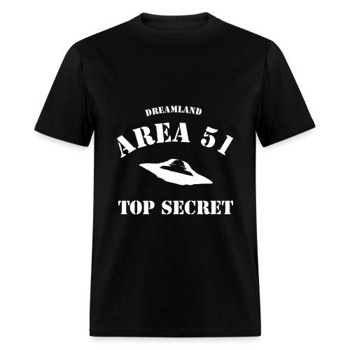 Dreamland Area 51 - Men's T-Shirt