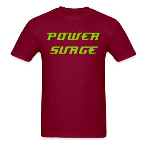 POWER SURGE tee - Men's T-Shirt