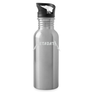 Metadata Water Bottle - Water Bottle