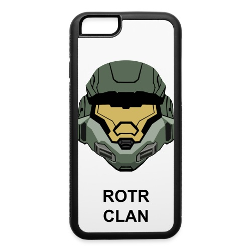 Halo Iphone 6 Case - iPhone 6/6s Rubber Case