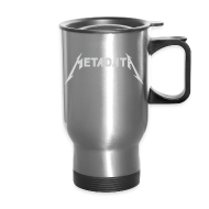 Mugs & Drinkware ~ Travel Mug ~ Metadata Travel Mug