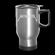 Mugs & Drinkware ~ Travel Mug ~ Metadata Travel Mug