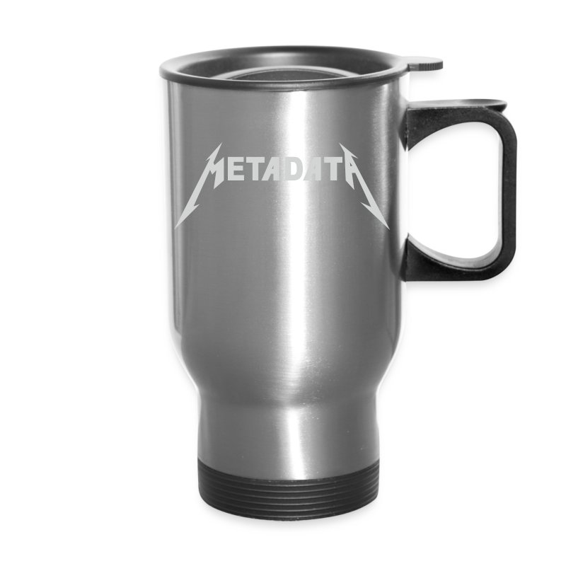 Metadata Travel Mug - Travel Mug