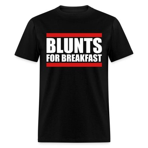 Blunts For Breakfast men's T-Shirt - Men's T-Shirt