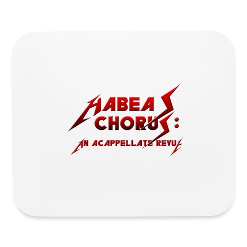 Habeas Chorus Mousepad - Mouse pad Horizontal