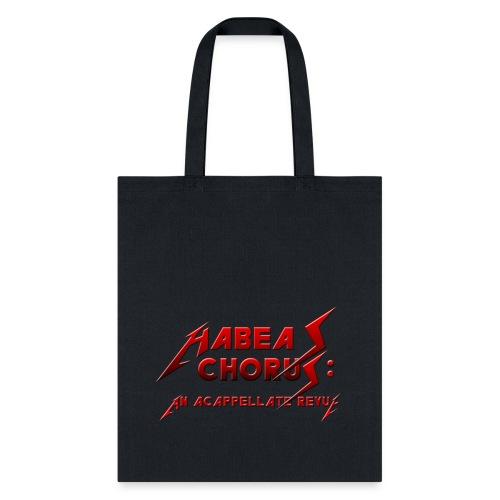 Habeas Chorus Totebag - Tote Bag