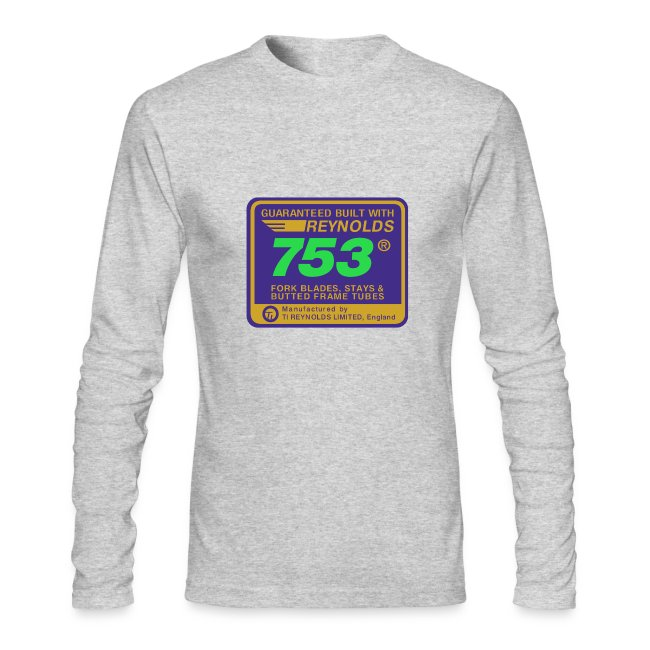 Men s Long Sleeve T-Shirt by Next Level aefe3ab24