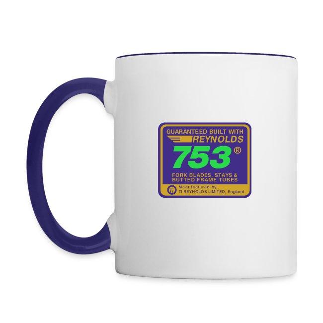 Bonkers Style | Reynolds 753 Enhanced - Contrast Coffee Mug