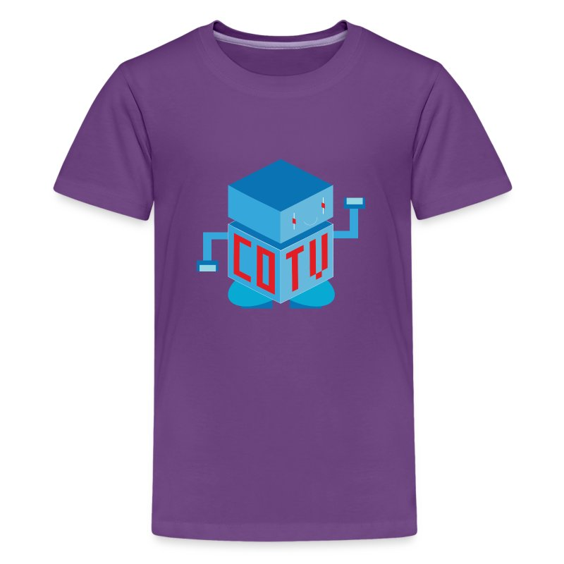 CoinOpTV Bot Kid Gear - Kids' Premium T-Shirt
