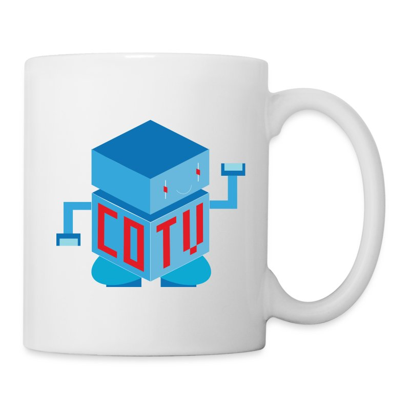 CoinOpTV Bot Mug - Coffee/Tea Mug