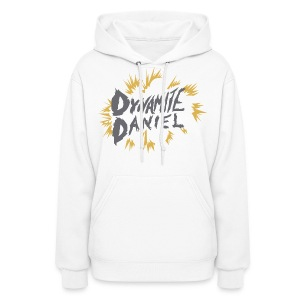 DYNAMITE DANIEL women's hooded sweatshirt - Women's Hoodie