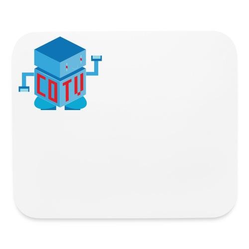 CoinOpTV Bot Mousepad - Mouse pad Horizontal