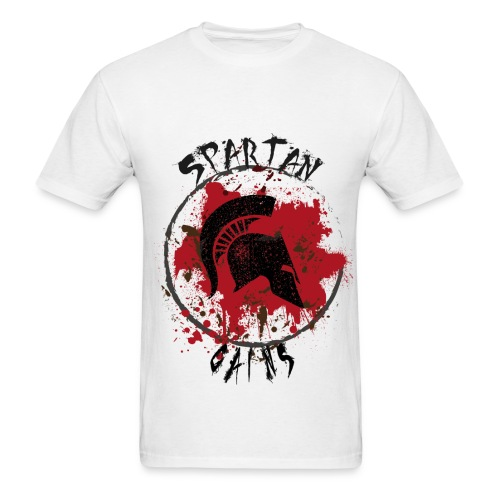 Spartan Gains  - Men's T-Shirt