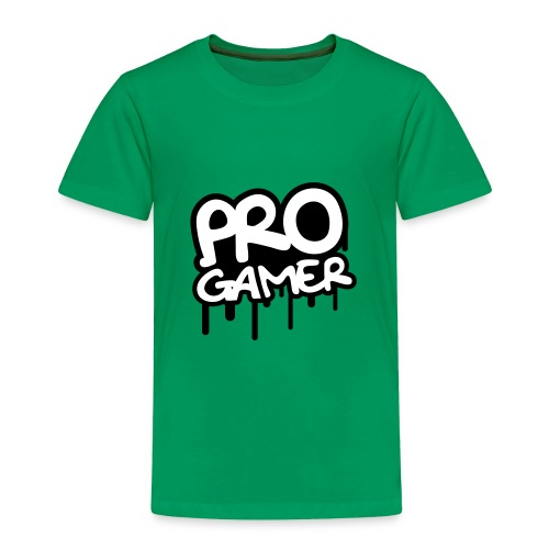 Camiseta Pro Gamer - Toddler Premium T-Shirt