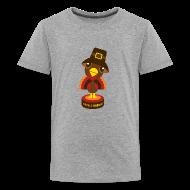 Kids' Shirts ~ Kids' Premium T-Shirt ~ Gobble Bobble Head