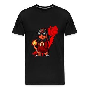 Represent #TeamOmega! - Men's Premium T-Shirt