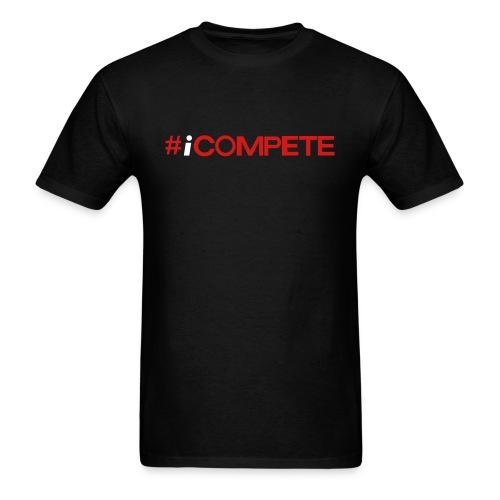 #iCompete T-Shirt - Men's T-Shirt