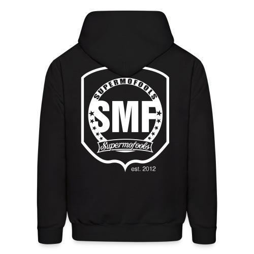 SMF - Sleeves - Men's Hoodie