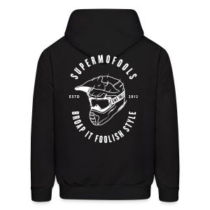 SMF - New Design - Men's Hoodie