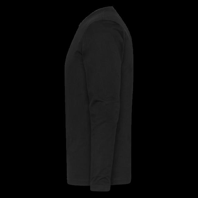 Men's Retro Long Sleeve T-Shirt
