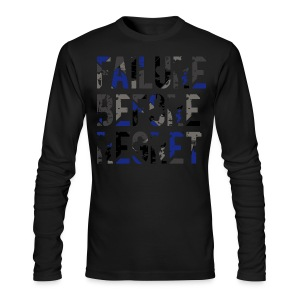 Ruined - Men's Long Sleeve T-Shirt by Next Level