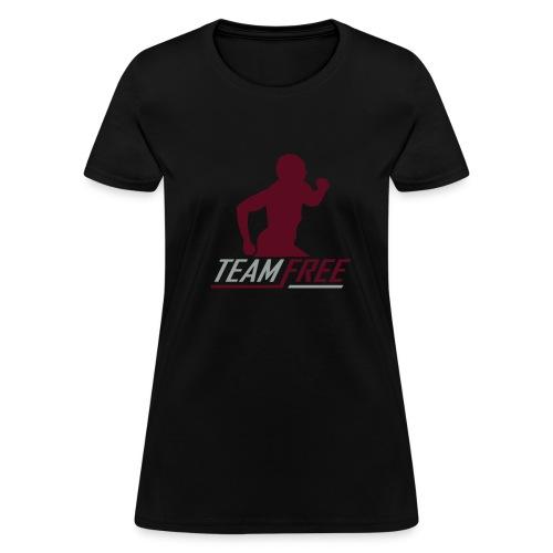 Team Free Womens Tee - Women's T-Shirt