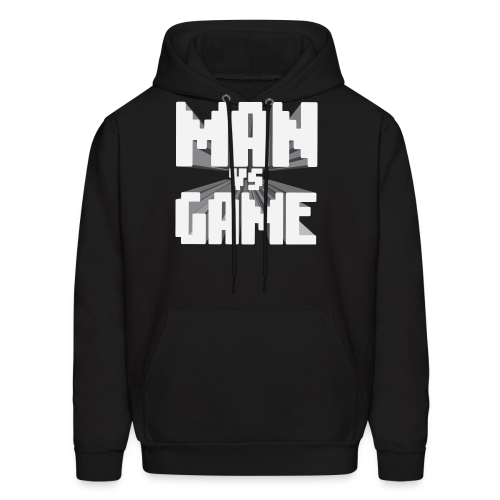 Men's Retro Hooded Sweatshirt - Men's Hoodie