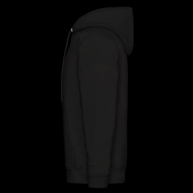 Men's Retro Hooded Sweatshirt