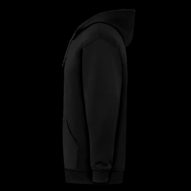 Men's Retro Zip Hoodie