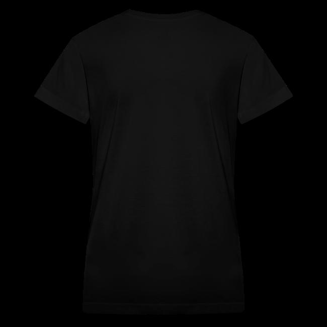 Women's Retro V-Neck T-Shirt