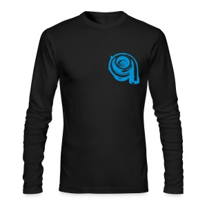 Turbo Heart - Men's Long Sleeve T-Shirt by Next Level