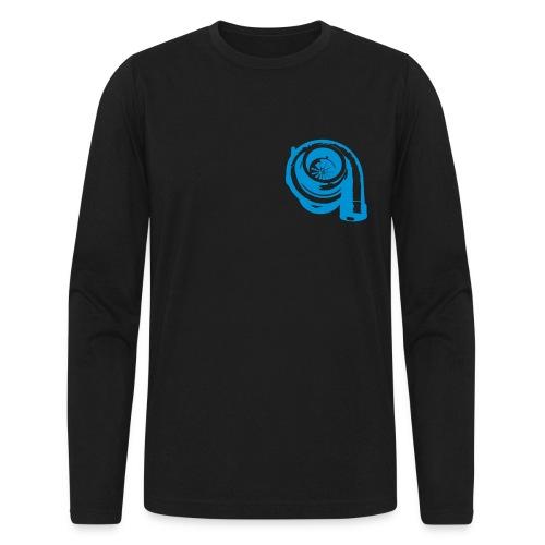 Turbo Heart - Men's Long Sleeve T-Shirt by Next Level