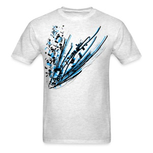 Abstracted T-shirt - Men's T-Shirt