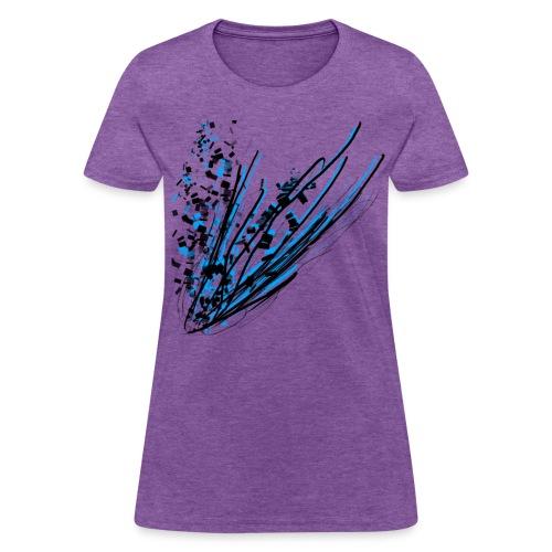 Abstracted T-shirt - Women's T-Shirt