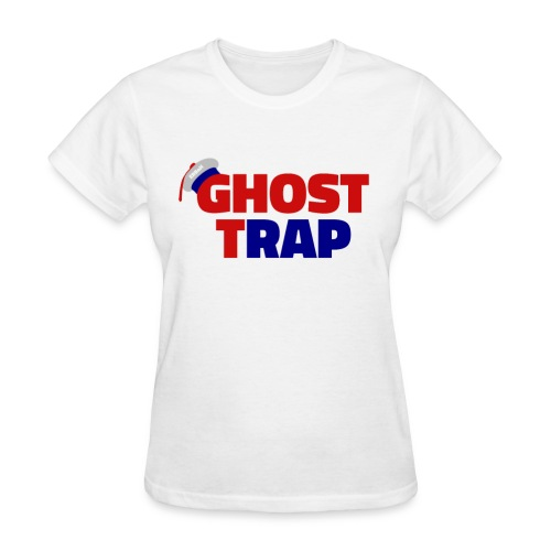 Ghost Trap Womens' Shirt - Women's T-Shirt